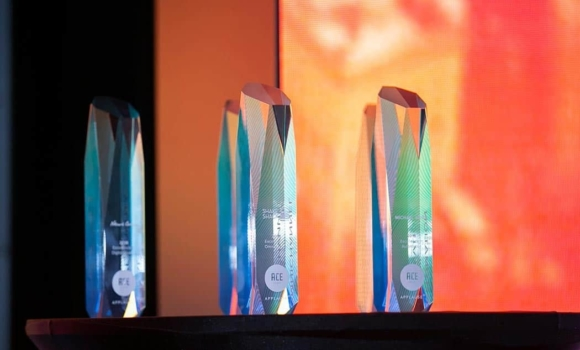 The Customer Excellence Awards Lined up