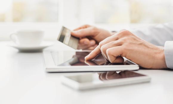 abandon de panier e-commerce sur tablette
