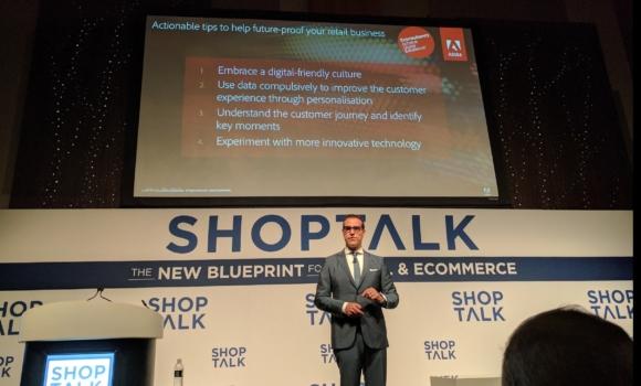 Adobe at shop talk