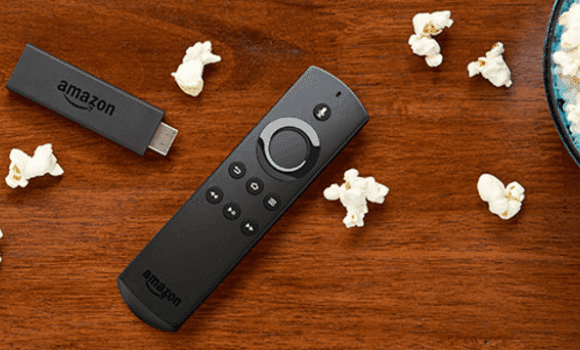 amazon fire remote