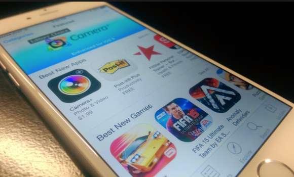 iphone 6 app store