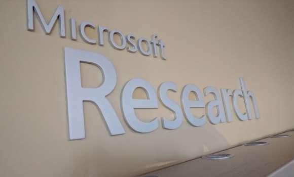 Bei Microsoft Research konzentrieren sie sich auf die Entwicklung von Spracheingabe, um Machine Learning zu ermögliche.