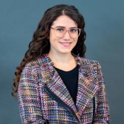 Marina Lucier - Marketing Associate