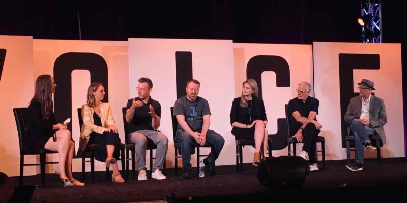 Voice Media Panel