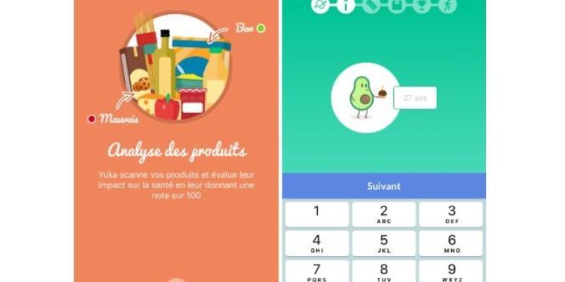 L'appli Yuka offre une UX de qualité à ses utilisateurs