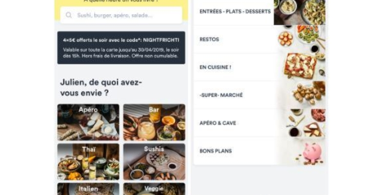 Frichti App Ux Agreable