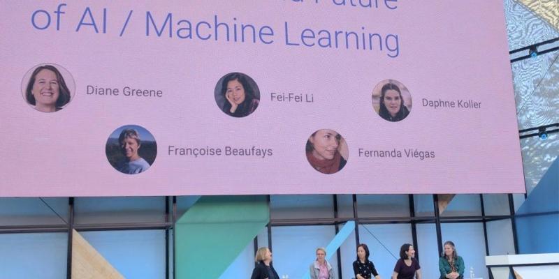 Google Io 2017 Future Of Ai Präsentation