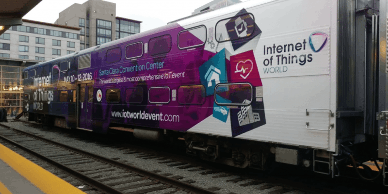 IOT Train