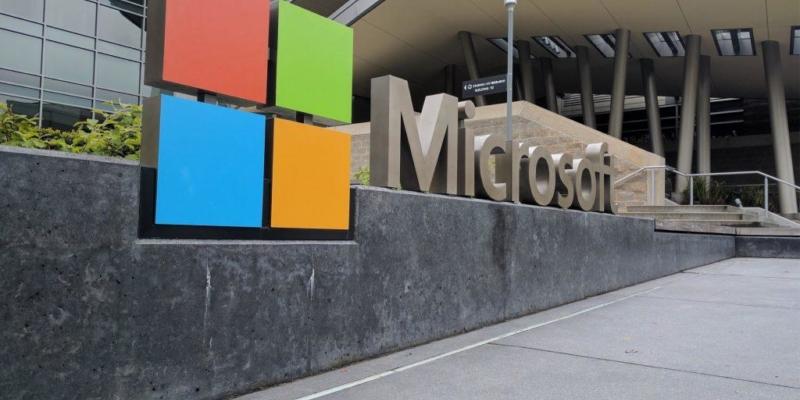 Microsoft Logo Redmond