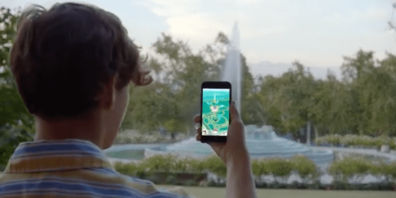 Pokemon Go Screenshot