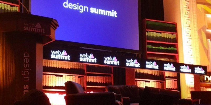 Web Summit Design