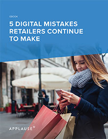 5 Digital Mistakes Retailers Continue To Make