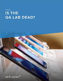 Is the QA lab dead