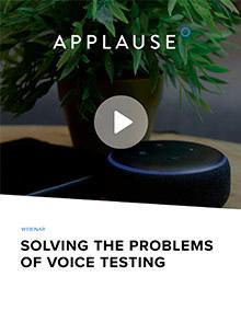 Voice Webinar