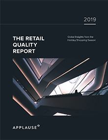 The retail quality report