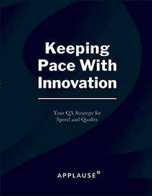 Keeping pace with innovation