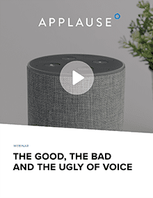 The Good, The Bad, and The Ugly of Voice