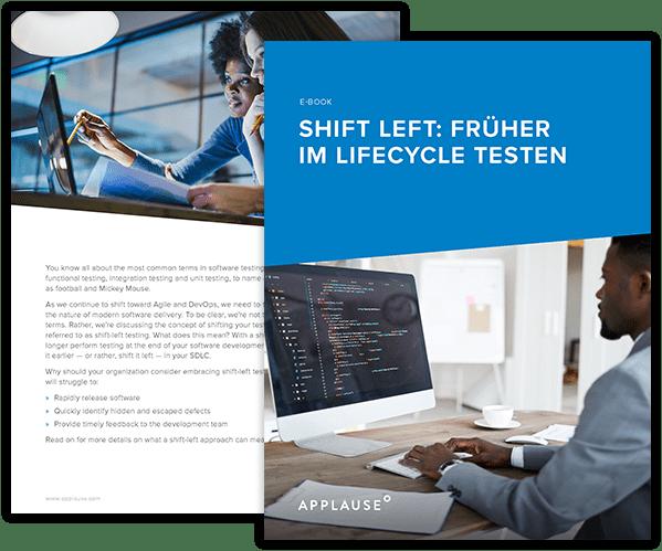 Shift left ebook