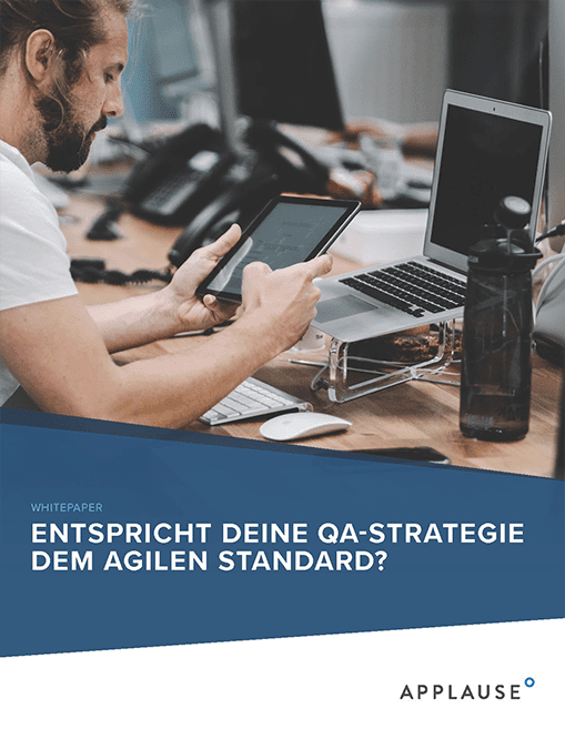 Ge Qa Agilen Standard