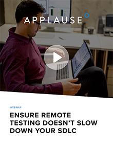 Ensure remote testing