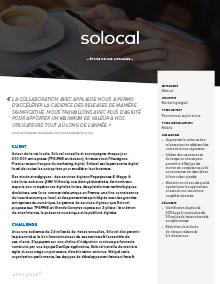 Solocal case study