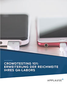 Crowdtesting 101 De Resource Whitepaper
