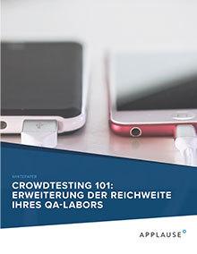 Crowdtesting 101