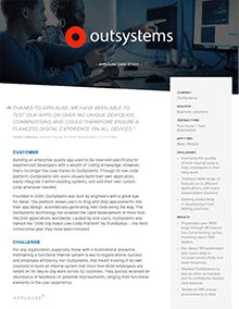 Outsystems Image