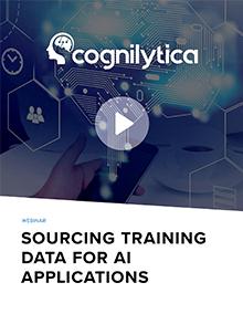 Sourcing ai training data