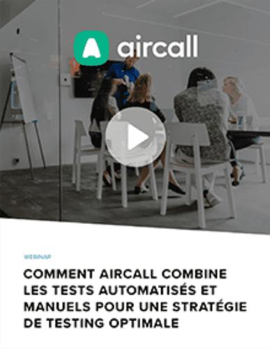 Aircall webinar