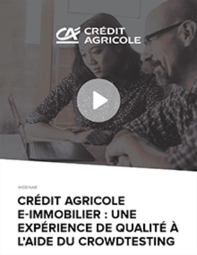Crédit Agricole webinar