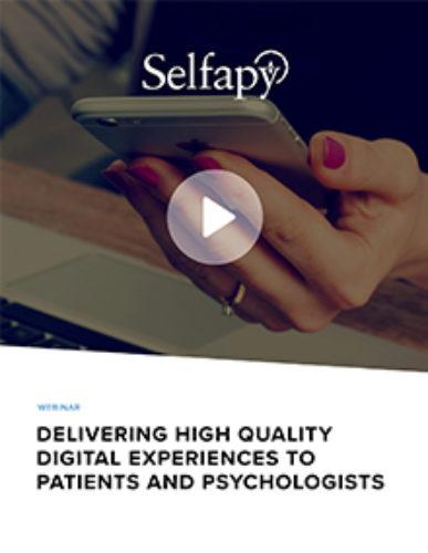 selfapy webinar