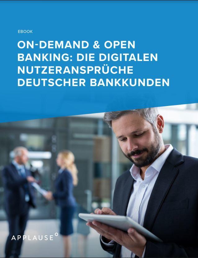On demand banking