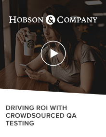 Driving Roi Qa Resource Webinar