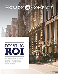 Hobson Driving Roi Resource Whitepaper