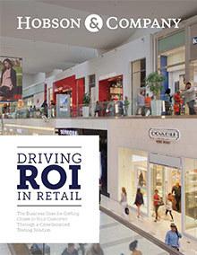 Hobson Driving Roi Retail Resource Whitepaper