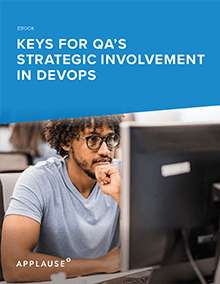 Qas role in devops