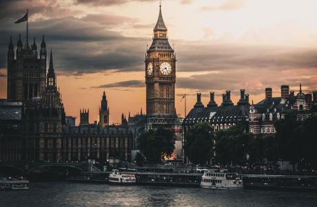 Applauses Büro in London