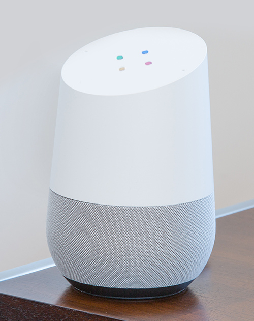 Google Assistant Side Img