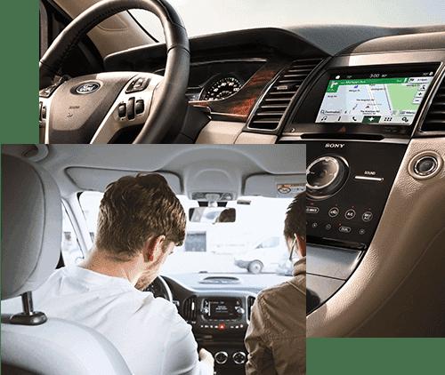 Mann Im Auto Automotive Testing